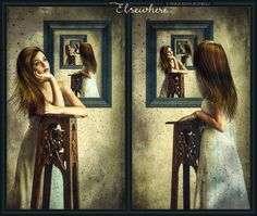 Elsewhere by CobaltOfMarch on DeviantArt