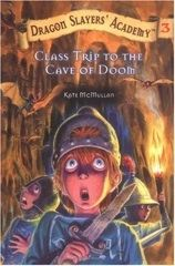 Wiglaf joins the other students of Dragon Slayers' Academy in searching the Dark Forest for the Cave of Doom, which supposedly contains the gold of the dead dragon Seetha.   Series: Dragonslayer's Academy   J MCM