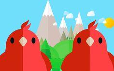 █▬█ █ ▀█▀ Dziecięce Przeboje - Papużki Nierozłączki (Nowy Teledysk)