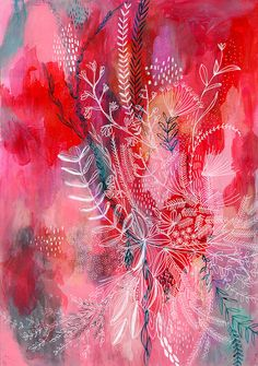 Ensemble j'adore le rose et rouge. Jadore le dessin de fleurs, plantes et motifs et jadore la citation de Henri Matisse : «Il y a toujours des fleurs pour ceux qui veulent les voir».  Chaque tirage dart est une qualité Epson jet dencre, les encres darchivage, sur Epson mat à fort grammage, carte blanche brillante, qui va être signé et daté. Tailles :  A5 - 147x210mm ou 5,8 x 8,3 pouces A4 - 210x297mm ou 8,5 x 11 pouces A3 - 297x420mm ou 11 x 16 pouces A2 - 420x594mm ou 16,5 x 23,4 pouces…