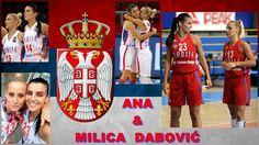 Ana & Milica Dabović 01. Sports, Tops, Hs Sports, Sport, Exercise