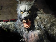 werewolf by elizey on DeviantArt Werewolf Costume, Werewolf Art, Werewolf Legend, Werewolf Tattoo, Bark At The Moon, The Frankenstein, Vampires And Werewolves, Creatures Of The Night, Classic Monsters