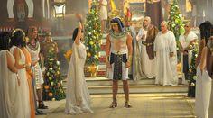 Os Dez Mandamentos   Maya e Ramsés trocam votos de noivado