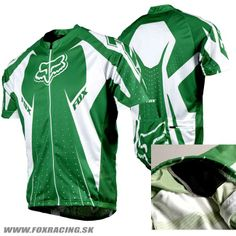 Race Jersey #cycling #foxracing
