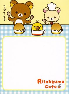 Cute Stationery, Stationary, Rilakkuma Wallpaper, Borders For Paper, Pattern Images, Letter Set, Little Twin Stars, Note Paper, Vintage Travel Posters