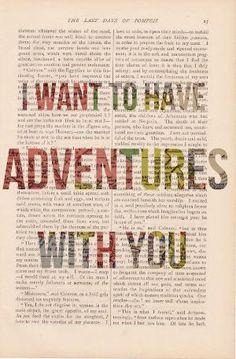 adventures together.