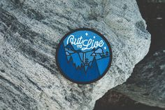 Out to Live Glow in the Dark Embroidered Patch by AsildaStore