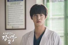 Korean Male Actors, Korean Celebrities, Drama Korea, Korean Drama, Choi Jin Ho, Ahn Hyo Seop, Romantic Doctor, Lee Sung Kyung, Medical Drama