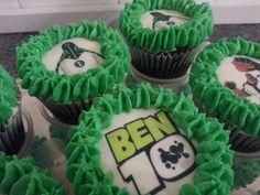 Ben 10 Birthday party