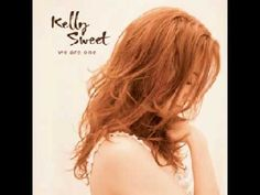 """Kelly Sweet - """"We Are One"""". This was Brent and mine's first dance song at our wedding in '07. Don't listen to it too often any more but when I do, it brings back a flood of sweet memories. #music #wedding"""