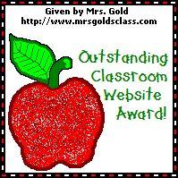 3rd grade website- smart board links
