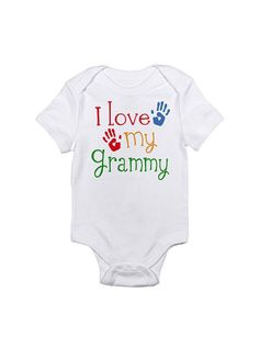 A personal favorite from my Etsy shop https://www.etsy.com/listing/227278367/love-my-grammy-bodysuit