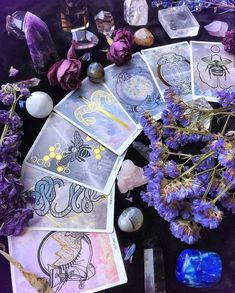 Am selben Tag Oracle Card Psychic Reading Mermaid Tarot Card Hexerei Hexe Tarot Reading - Thanksgiving Ideen Wiccan, Magick, Witchcraft, Tarot Card Decks, Tarot Cards, Mermaid Tarot, Mermaid Spells, Baby Witch, Witch Aesthetic