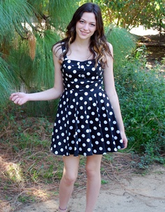 expect more of these. I dream of finding the perfect black and white vintage polka dot dress. that may seem a bit strange but it's a dream.