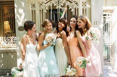 Are y'all familiar with my bridesmaid dress saga? Oh my, it went on and on! I agonized over the price, the color, the fit, the style, the lead time… pretty much every aspect of the experience. I think if I had only seen these happy images from Donna Morgan Bridesmaids sooner, my experience would have …