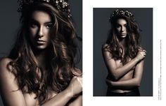 Editorial. Photo: Karina Szuter   Model: Lisa Nilsson, Sweden Models   Makeup & hair: Sofia Boman   Copyright South Side Agency www.southsideagency.se