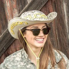 outlet store 970ef 8c756 Cowbucker · Collegiate Buckers · Yeeee haw! Six days until Oregon Football  is back! Grab the limited edition Spring