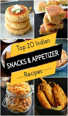 Do you know which is the most diverse section of Indian cuisine? It's none other than snacks and appetizers that range from street foods and sweets to homemade munchies to accompany tea and coffee. Each and every Indian state has its very own snacks influenced by its local cuisine. Although, snacks an appetizers are mainly …