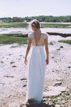 Retrouvez l'intégralité de la collection mariée 2016 en ligne le mardi 25 août.