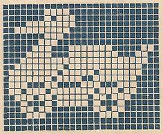 Sentimental Baby: Childrens Motifs for Cross Stitch or Filet Crochet