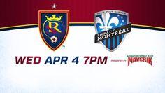 RSL vs Montreal tonight!