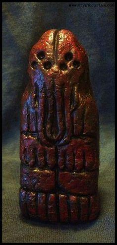 Yuletide Ktulu Relic by *JasonMcKittrick on deviantART