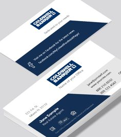 Modern contemporary business card design coldwell banker real coldwell banker realtor business cards roof tops to show you are a modern real estate agent reheart Gallery