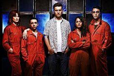 Misfits season 5 all new cast. love them!