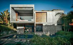 Phoenix House by Sebastian Mariscal Studio in Cardiff-by-the-Sea, California