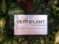 Vertiplant Grünewände Pflanzenwand www.verti-plant.de