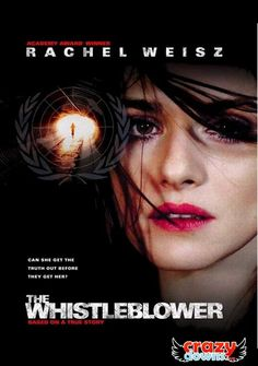 Rachel Weisz new drama, based on the experiences of Kathryn Bolkovac, a Nebraska cop who served as a peacekeeper in post-war Bosnia and outed the U.N. for covering up a sex scandal (sex trafficking). Kathryn Bolkovacthe showed utmost bravery just to save one girl from being a slave to society.
