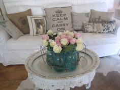 From: Shabby Junk: Happy Pink Saturday!