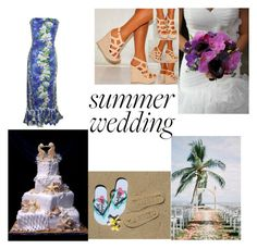"""""""Hawaii wedding"""" by sexz2775 ❤ liked on Polyvore featuring Etiquette"""