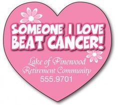 Marketers who are working in extremely lower budget can avail it for mass gifting at extremely lower prices.  #cancer #awareness #magnets #freeshipping