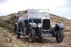 1924 Alvis 12/50 Tourer.
