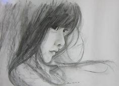 Facebook, Female, Drawings, Anime, Art, Art Background, Kunst, Sketches, Cartoon Movies