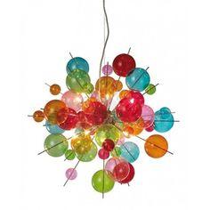 FIREWORK lamp - I like!