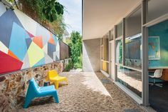 Ghillanyi House (1957) revisited | ArchitectureAU
