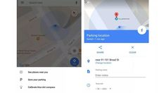 """Google Maps now makes sure you never forget where you parked Read more Technology News Here --> http://digitaltechnologynews.com If you've ever found yourself going """"Dude where's my car?"""" one too many times in a crowded parking lot Google Maps' latest feature may be of use to you.  The search giant's wayfinding app has a new ability first spotted during its Android mobile beta that allows users to track where they've parked.  The feature also lets users take notes about their parking spot…"""
