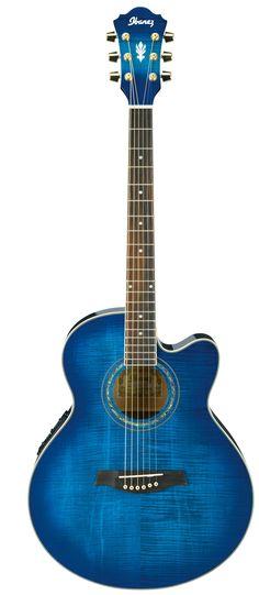 Ibanez AEL20E Electro-Acoustic Guitar