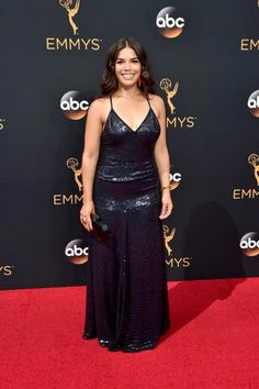 America Ferrera at the 68th Annual Primetime Emmy Awards in September 2016...