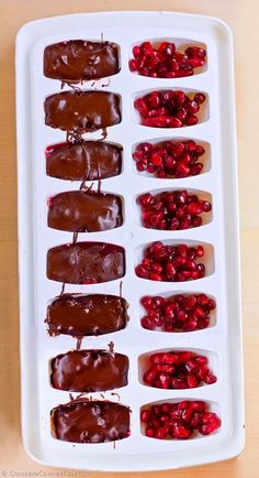 Heart-Healthy Homemade Chocolate Candies by Chocolate Covered Katie - Healthy Chocolate Recipes Vegan Desserts, Just Desserts, Delicious Desserts, Yummy Food, Plated Desserts, Tasty, Healthy Chocolate, Chocolate Recipes, Chocolate Candies