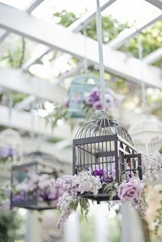 30 Lilac And Lavender Wedding Inspirational Ideas | Weddingomania