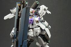 Custom Build :1/100 Seravee Gundam ver.Kaz56 - Gundam Kits Collection News and Reviews