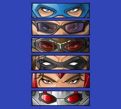 Eyes of Freedom (#TeamCap)