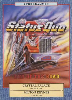 The Milton Keynes Concerts Bon Jovi 1989 Status Quo Live, Rock Posters, Music Posters, Rick Parfitt, Classic Rock Bands, Concert Flyer, Greatest Rock Bands, Rock And Roll Bands, Milton Keynes
