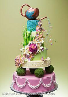 Hermosa torta..