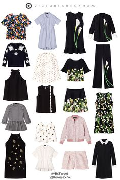 The Key To Chic: 14 Tips For How To Shop Victoria Beckham for Target