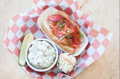 Where to Find the Very Best of Maine Food Right Here in Brooklyn... Lobster rolls, yes, but also so much more.