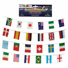 BUNTING 24 World Flags International Country Multination ideal for 2016 Olympic Games World cup football soccer Brazil Football Spirit, Football Soccer, World Cup 2014, Fifa World Cup, Picture Story, Flags Of The World, Olympic Games, Bunting, Olympics